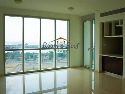 فلیٹ 2 غرفة نوم للايجار في مدينة زايد الرياضية، أبوظبي - Elegant Residence with great Water Views!