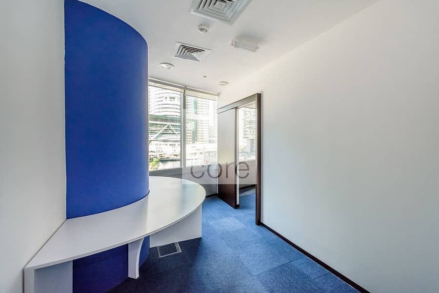 2 Fitted Office | Low Floor | Close to Metro
