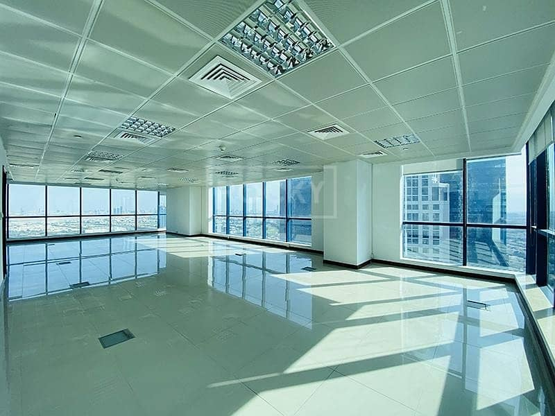 2 High Floor | Fitted Office | Close to Metro