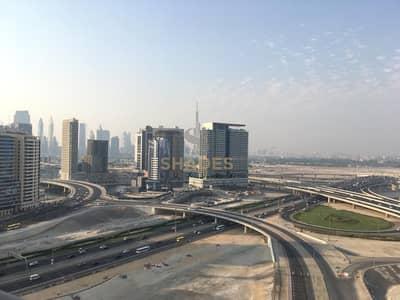 شقة 2 غرفة نوم للايجار في الخليج التجاري، دبي - Burj view | Spacious lay-out | Branded furnishing