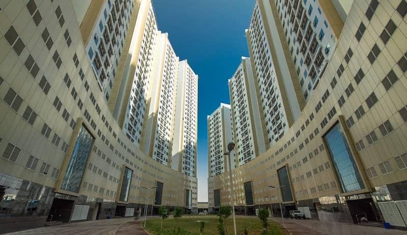 شقة في أبراج لؤلؤة عجمان عجمان وسط المدينة 13500 درهم - 4454452
