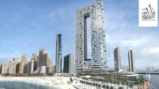 فلیٹ 1 غرفة نوم للبيع في جميرا بيتش ريزيدنس، دبي - The Address Jumeirah