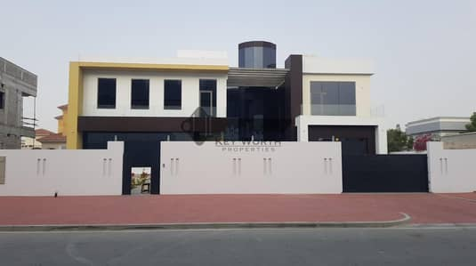 فیلا 5 غرف نوم للايجار في أم الشيف، دبي - Luxury brand new villa | Private swimming pool | Close to Burj Al Arab