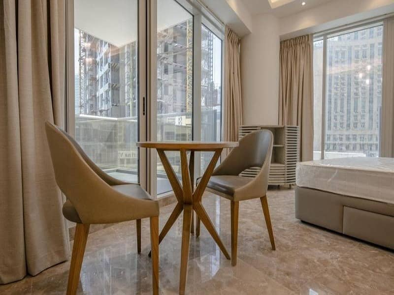 11 Chiller included - Fully Furnished Studio Apt.