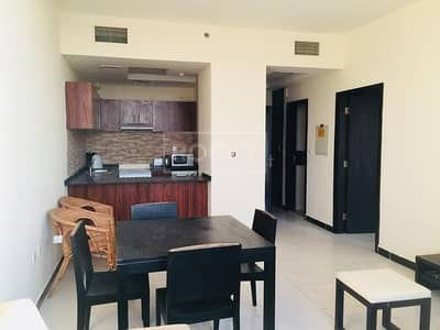 1 Bedroom Apartment for Rent in Jumeirah Village Circle (JVC), Dubai - EXCLUSIVE|1 Month Free|Fully Furnished| Knightsbridge Court JVC