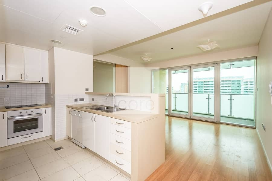 2 Sea View | Unfurnished | Parking | 2 Beds