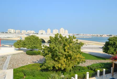 4 Bedroom Villa for Rent in Al Hamra Village, Ras Al Khaimah - Lagoon View 4 bedroom Duplex