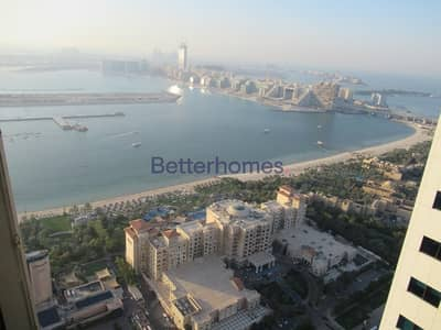 2 Bedroom Apartment for Sale in Dubai Marina, Dubai - Best Price| Tenanted| High Floor| Sea View