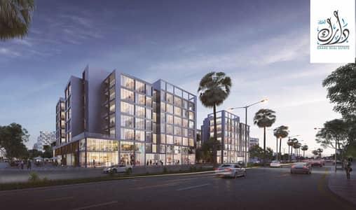 فلیٹ 1 غرفة نوم للبيع في الجادة، الشارقة - Live in the new heart of Sharjah with all the amenities around you