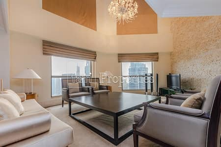 4 Bedroom Flat for Rent in Jumeirah Beach Residence (JBR), Dubai - Duplex | Upgraded | Private Lift | Fully Furnished