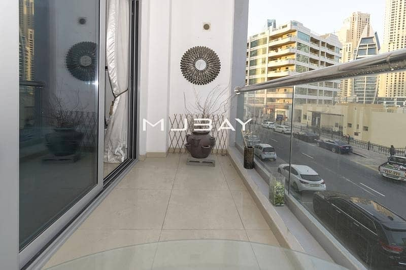 2 Marina View   Fully Furnished   12 Cheques