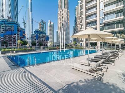 شقة 1 غرفة نوم للبيع في وسط مدينة دبي، دبي - Modern Designed and Bright Unit|High ROI