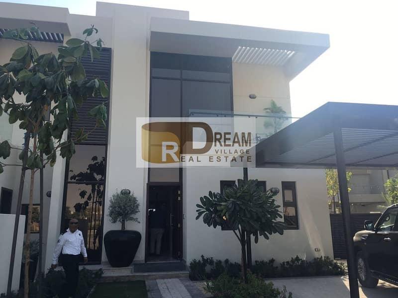 2 Buy the privacy and own your luxury ready stand alone villa and enjoy post handover 3 years. .