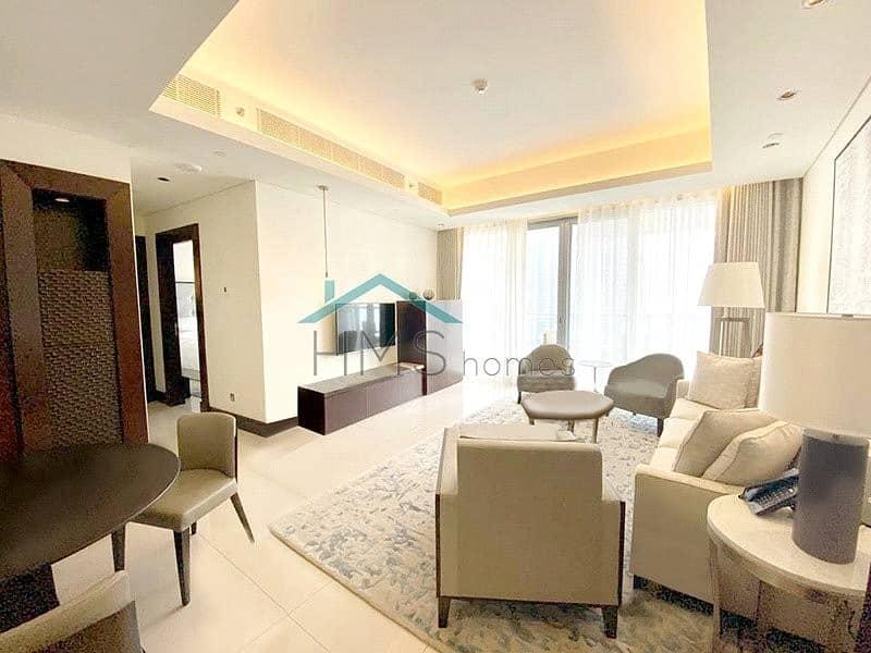 2 03 Type | Hotel Pool | Burj Khalifa & Fountain Views.