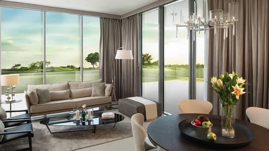 استوديو  للبيع في أكويا أكسجين، دبي - Quick Selling Studio Golf Course 3 Y PP DLD Waiver