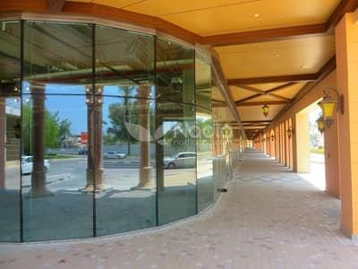 محل تجاري  للايجار في الوصل، دبي - Corner Unit | Showroom/ Retail Shop | Al Wasl Road