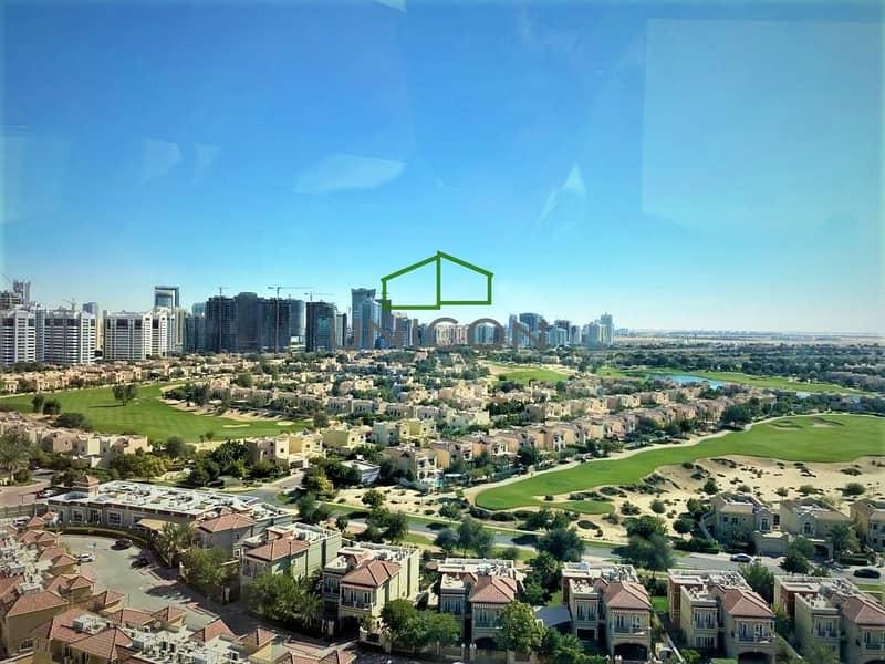 2 Golf Course View|Chiller Free Studio Aptartment