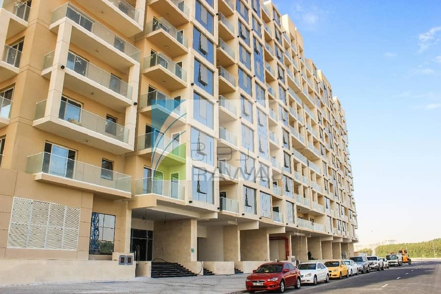 30 Exquisite 1 Br apartment with balcony in Sherena Residence for only 46K yearly
