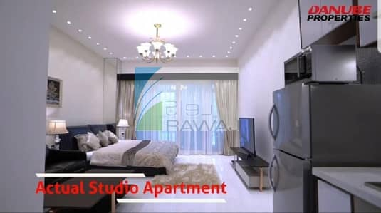 1 Bedroom Apartment for Sale in Liwan, Dubai - Pay 1% monthly 1 Bhk for sale No commission  Direct from Developer