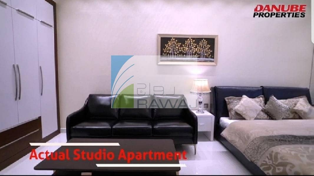 2 Pay 1% monthly 1 Bhk for sale No commission  Direct from Developer