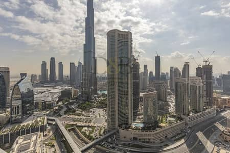 3 Bedroom Flat for Rent in Downtown Dubai, Dubai - ALL BILLS INCLUSIVE | New On Market | Burj Views
