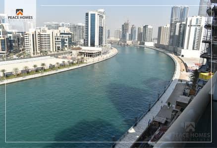 فلیٹ 2 غرفة نوم للايجار في الخليج التجاري، دبي - شقة في برج ارت XV الخليج التجاري 2 غرف 148000 درهم - 4455173