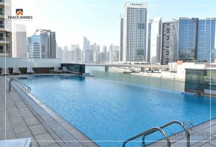 شقة 3 غرف نوم للايجار في الخليج التجاري، دبي - شقة في برج ارت XV الخليج التجاري 3 غرف 125000 درهم - 4455198