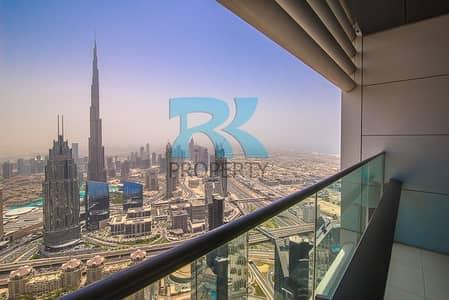 بنتهاوس 4 غرف نوم للبيع في مركز دبي المالي العالمي، دبي - Luxurious 4BR Penthouse