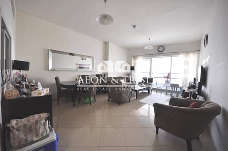 1 Bedroom Flat for Rent in Jumeirah Lake Towers (JLT), Dubai - Study I Storage I Extra Room I Chiller Free I Bright