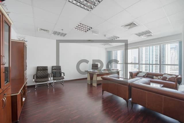 2 Studio Office in  Jumeirah Lake Towers