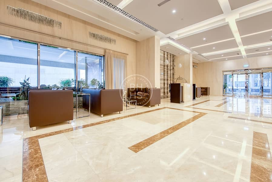 30 Dubai Canal view | Very decent size | Brand new