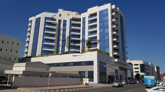 2 Bedroom Apartment for Rent in Al Garhoud, Dubai - Brand new spacious 2BR + Maid | 2 Month rent free | Chiller free | No Commission !