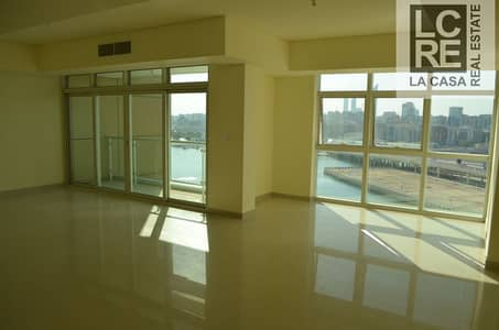 3 Bedroom Apartment for Sale in Al Reem Island, Abu Dhabi - Move-in 3 Br! Stunning View of Marina!