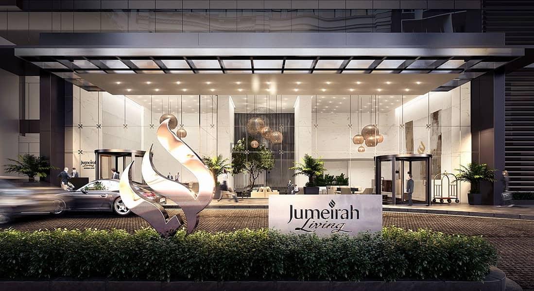 26 STUNNING MARINA SKYLINE VIEW | JUMEIRAH LIVING AT MARINA GATE
