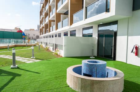 1 Bedroom Flat for Rent in Jumeirah Village Circle (JVC), Dubai - Pool View | High Floor | Multiple Chqs | Chiller Free
