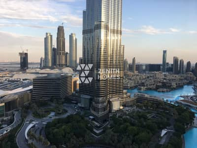 Panoramic Burj & Fountain View |Biggest 2BED