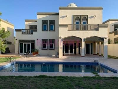 District 1 Landscaped 5BR Regional Type Villa