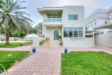 4 Bedroom Villa for Rent in Al Manara, Dubai - Spacious 4 Bedroom plus Maid Villa Unfurnished