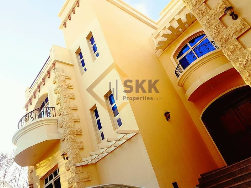 2 Amazing 4BR Villa in a compound w/Covered Parking