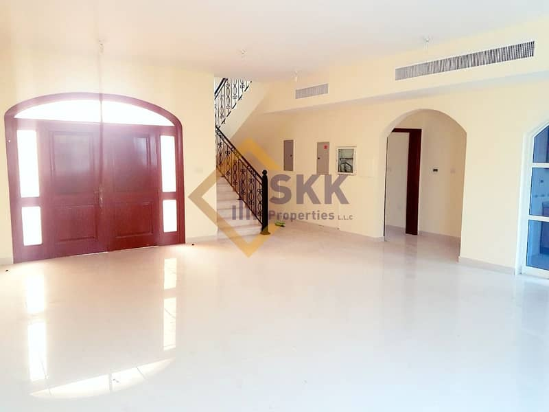 Amazing 4BR Villa in a compound w/Covered Parking
