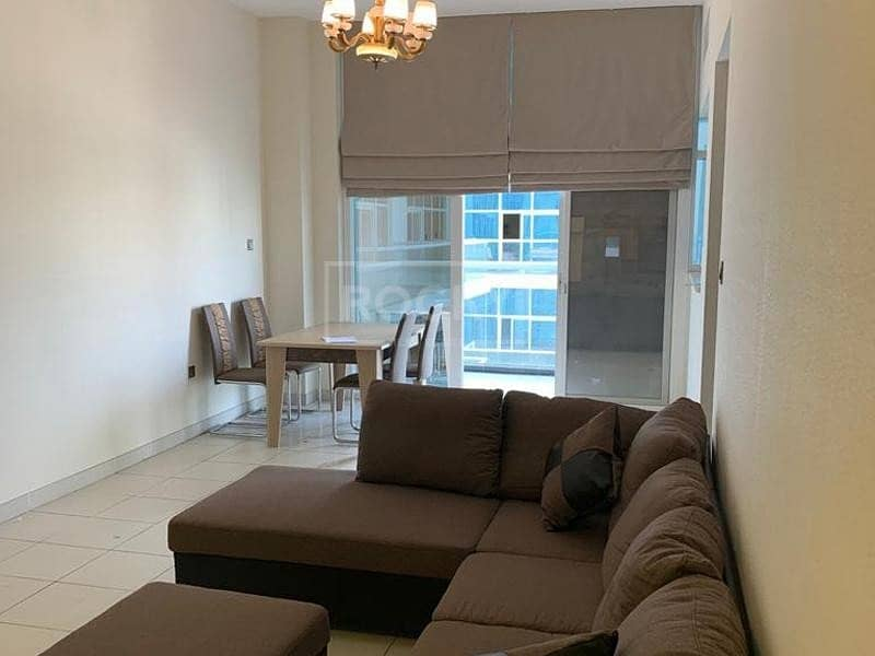 2 Vacant | Furnished | Low Floor | Multiple Cheques
