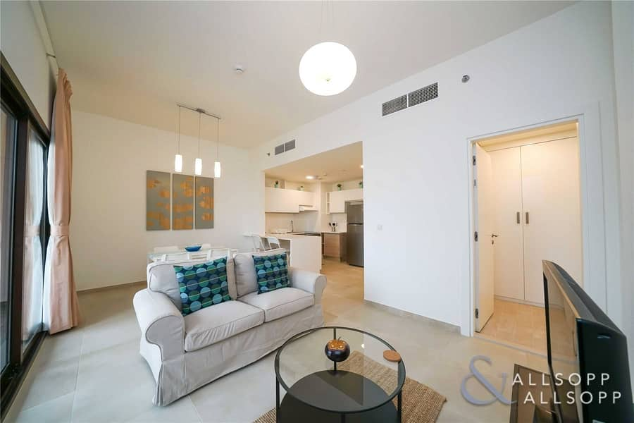 One Bedroom | 821 Sqft | Balcony | Tower B