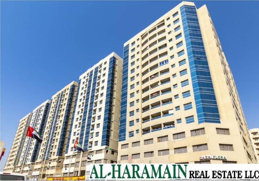 شقة في أبراج اللوز جاردن سيتي 2 غرف 23000 درهم - 4455803