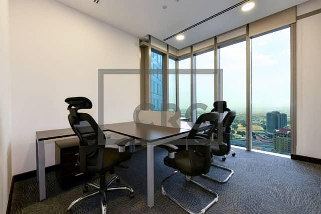 2 Studio Office in  DIFC
