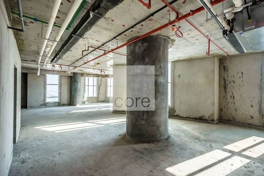 High Floor   Shell and Core   DMCC Freezone