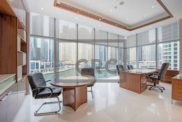 Studio Office in  Dubai Marina