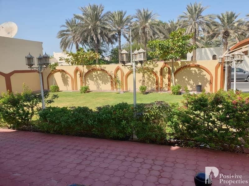 15 4 BR | G+1 Private Villa | Green Garden