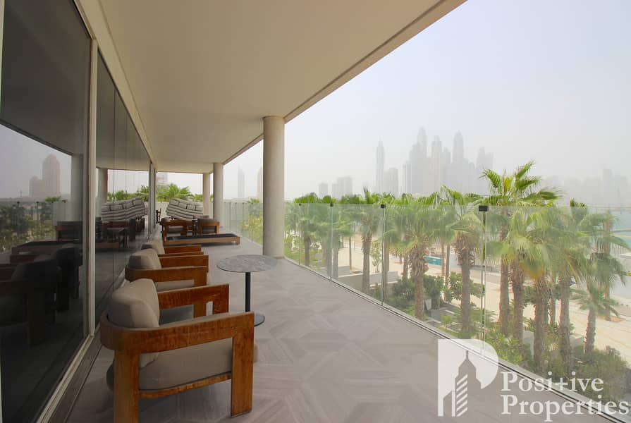 13 Penthouse | Pool | Sea View | MarinaView