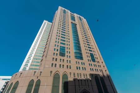 شقة في برج بو خاطر المجاز 3 المجاز 3 غرف 68000 درهم - 4184597