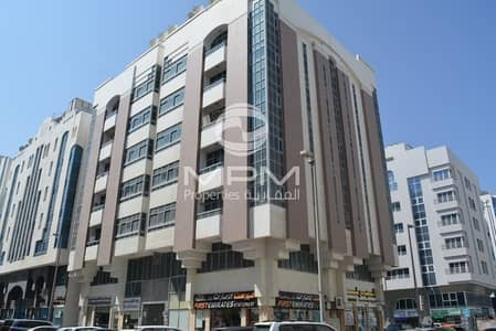 Office for Rent in Al Khalidiyah, Abu Dhabi - Nice Office with pantry and Toilet  Available
